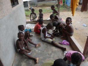 gujaba net voor bezoek aan school 2